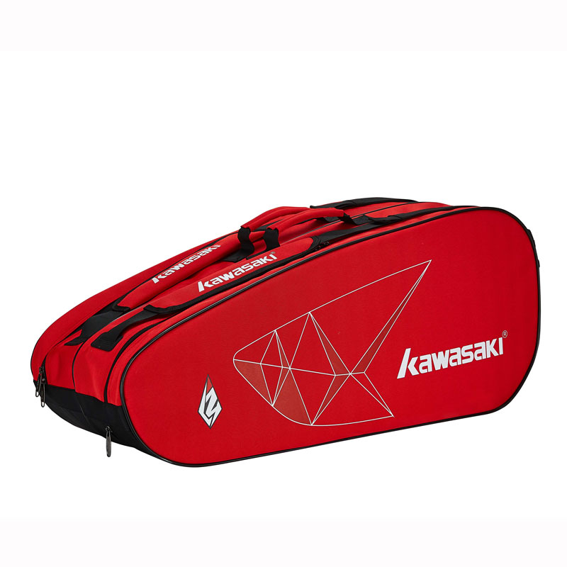 Badmintonový bag Kawasaki Master KBB-8658 Red
