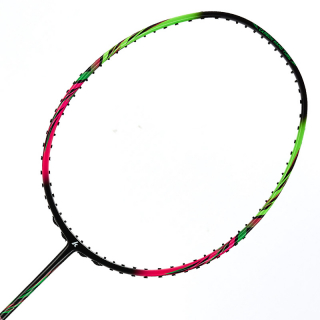 Badmintonová raketa Kawasaki High Tension G5 - zelená