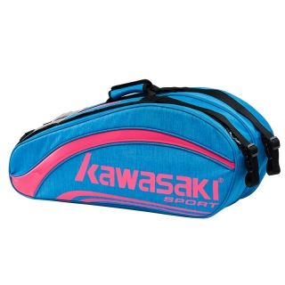 Badmintonový bag Kawasaki King KB-8652 blue
